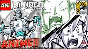 NINJAGO ANIME 100% CONFIRMED! 😍🔥 (Ninjago SDCC News!) - YouTube