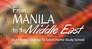 our filipino journey to seton home