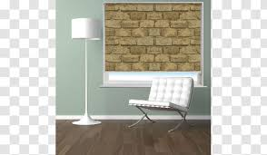 Window Blinds Shades Shutters Wall Decal Wood Curtain Old Brick Bedroom Transparent Png