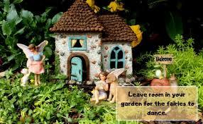 fairy house is 6 high door can open