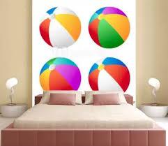 72 735 Ball Beach Summer Wall Murals Canvas Prints Stickers Wallsheaven