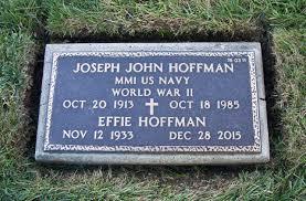 Effie Jane Osborne Hoffman (1933-2015) - Find A Grave Memorial