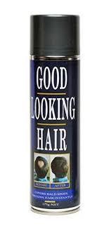 glh 9 hair in a can spray