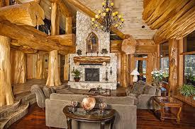 6 keys to log home great room design