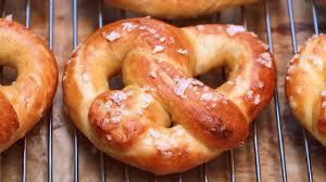 homemade soft pretzels no knead no