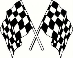 Racing Flags 1 Wall Sticker Vinyl Decal The Wall Works