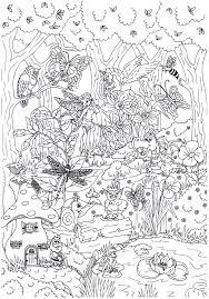 Herfst Kleurplaten Van Suzanne Kleurplatenherfst Mirelle