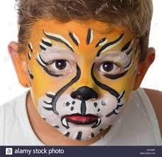 tiger face makeup makeup