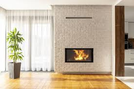 best paint for a brick fireplace
