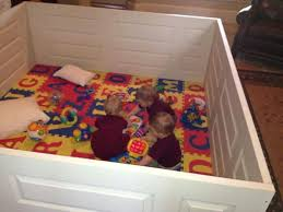 Pin By Jeanne Percle On Inspiring Ideas Toddler Playpen Baby Playpen Baby Proofing