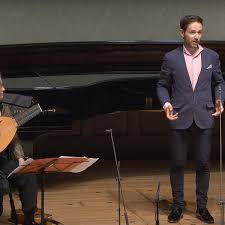 Iestyn Davies and Elizabeth Kenny review – sweet melancholy | Music | The  Guardian