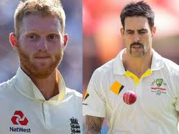 """Stokesy might react with a sucker punch."""" - Mitchell Johnson About Ben  Stokes - EssentiallySports"""