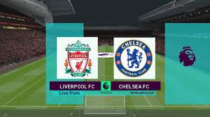 Liverpool vs Chelsea   Premier League 22/7/2020