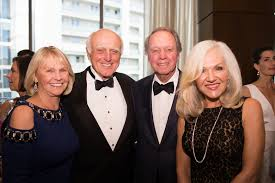 Guests sparkle for SPARCC's annual gala - Carol and Larry English with Hank  and Melinda Foster | Your Observer