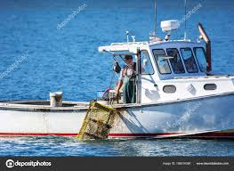 Pictures: lobster boat