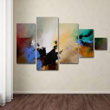 diy 3 panel wall art easy craft ideas