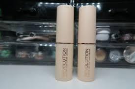 new makeup revolution fast base