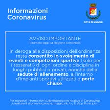 Coronavirus in Lombardia. Chiuse le scuole. Il testo dell ...
