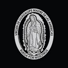 Virgen De Guadalupe Car Decal The Catholic Gift Store