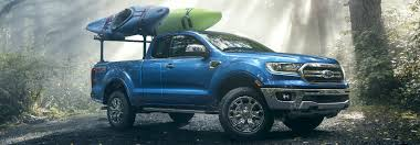 2019 ford ranger engine specs and