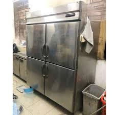Tủ lạnh công nghiệp 4 cánh Fukushima cũ thanh lý giá rẻ tại tphcm