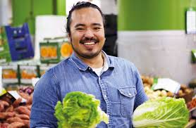 My Food History: Adam Liaw | Sydney Living Museums