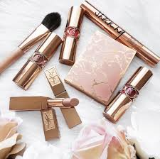 ysl makeup uploaded by andrea a
