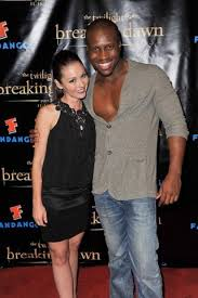 Marisa Quinn and Amadou Ly Talk About The Twilight Saga: Breaking ...