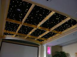 fibre optic star ceiling kit star