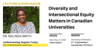Diversity and intersectional equity matters in Canadian ...