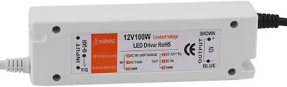 lixada dc12v 18w lighting transformer