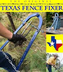 A Original Texas Fence Fixer Rural Wire Strainer Stretcher Australian Seller O Texas Cerca Original Fixer Fio Rural Filtro Maca Vende Fence Fixer The Originals