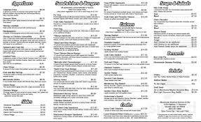 Marshview Seafood Kitchen & Bar menu in ...