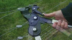 Tensioning Wire Fences Contractor Tool Youtube