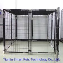 China Large Outdoor Welded Wire Dog Kennel Run Pet Fence China Dog Fence And Dog Kennel Run Price