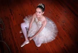 Wagga ballerina Lara Smith to study at Tanya Pearson Academy in Sydney |  The Daily Advertiser | Wagga Wagga, NSW