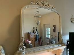 mantle baroque style shabby chic