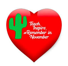 Teacher Advocacy Stickers Redfored 10 Decals Teach Inspire Remember In November Heart Stickers With Images Teaching Heart Stickers Teacher