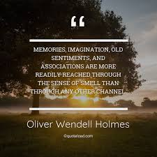 memories imagination oliver wendell holmes about imagination
