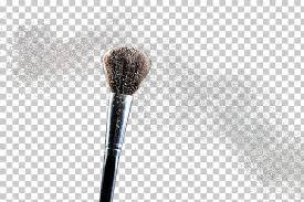 makeup brush foundation cosmetics face
