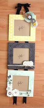 14 photo frame ideas a little craft