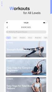 daily yoga workout fitness for