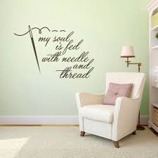 Sewing Room Signs Wall Decals 48 Ideas