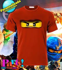 Invitaciones Y Felicitaciones Personalizado Lego Ninjago