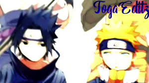 Edit of Naruto and Sasuke - YouTube