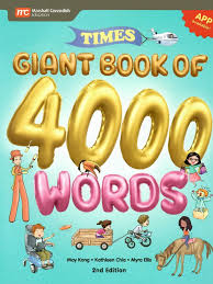 Times Giant Book of 4000 Words (2E) | OpenSchoolbag