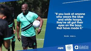 Under-23s boss Paul Hall says all the young players have their eyes on the  #QPR academy products who have gone on to represent the first team - and  they want to be