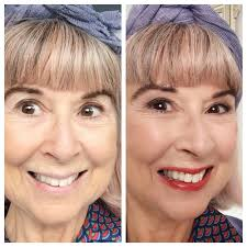 makeover new makeup for the over 50s