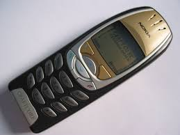 My Nokia 6310 cellphone Stock Photo ...