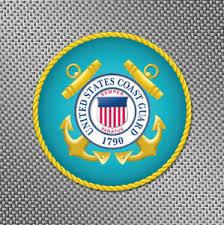 Us Coast Guard 5 Seal Uscg Bumper Window Decal Sticker Military Logo Graphic Ebay